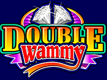 Игровой автомат на зеркале клуба Вулкан Double Wammy